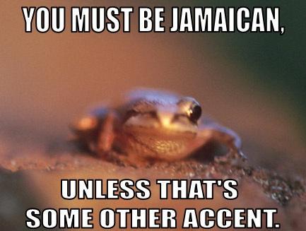 Flirting Fail Frog #3