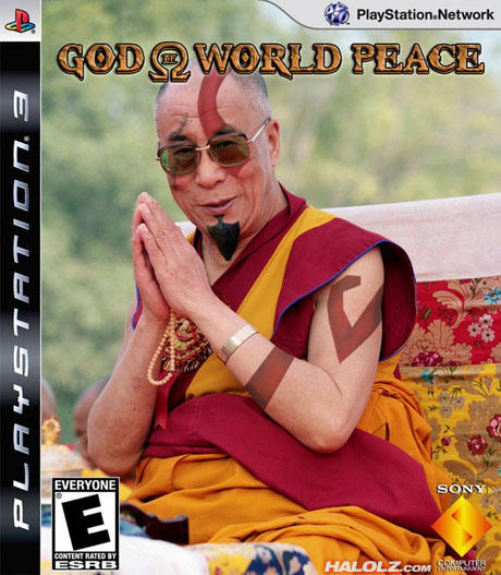 God of World Peace