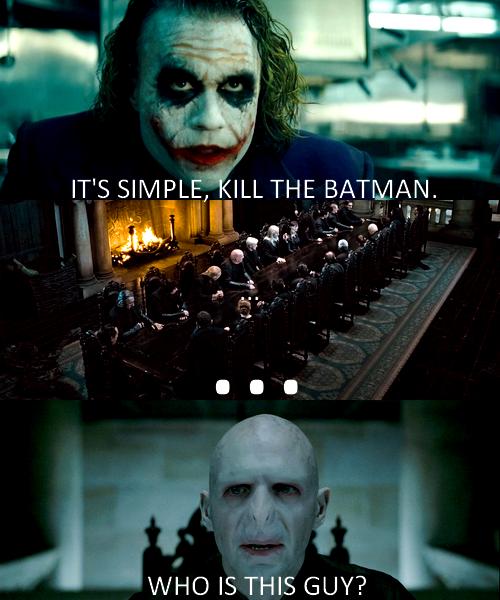 It S Simple We Kill The Batman Know Your Meme