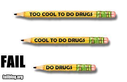 Pencil Fail