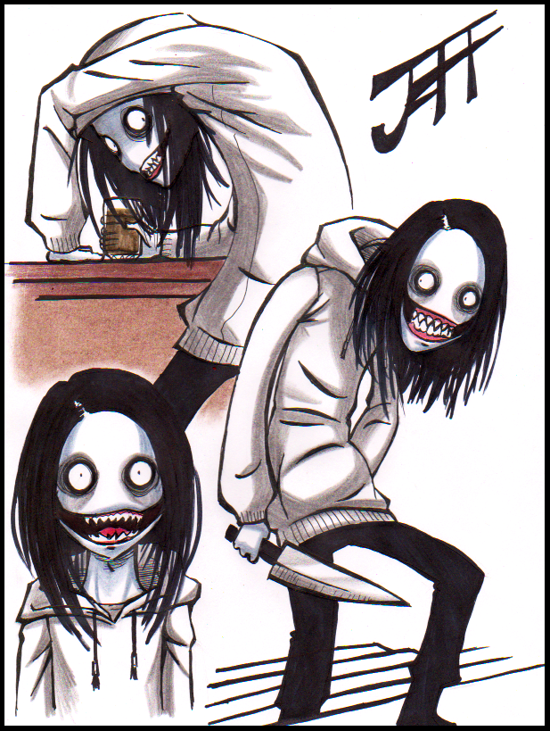 [Image - 242231] | Jeff the Killer | Know Your Meme