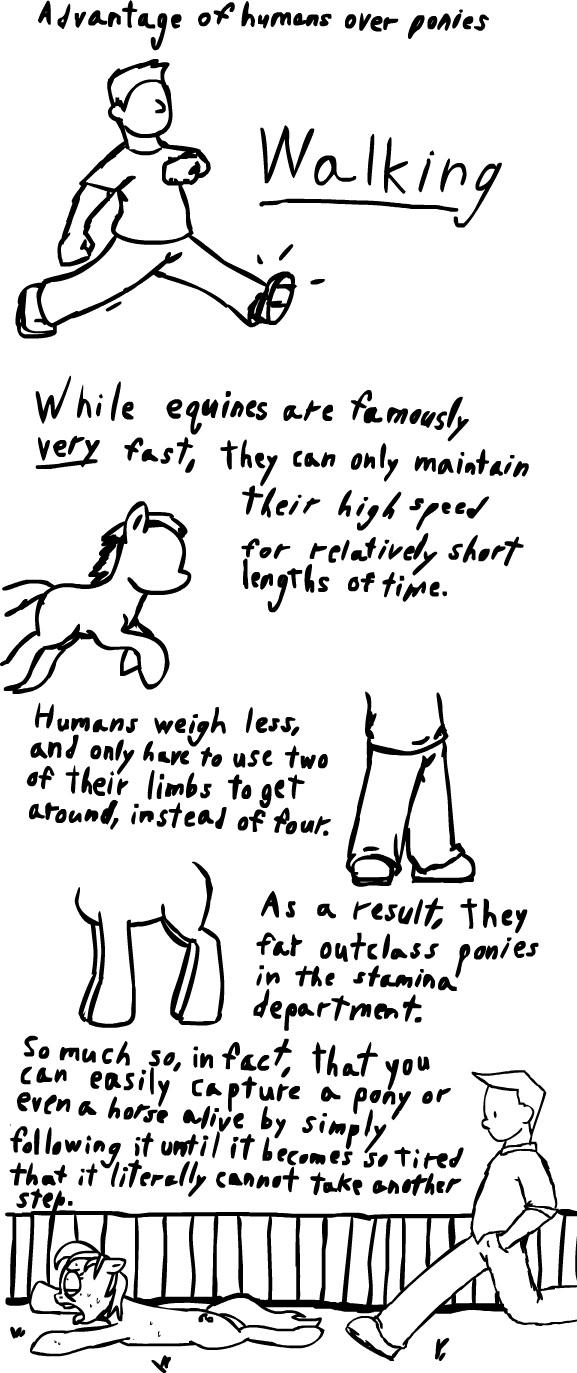 The Bipedal Advantage by 0particle