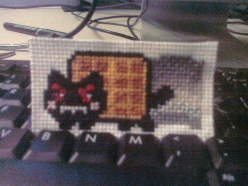 Tac Nayn Cross Stitch