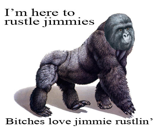 Here to rustle your jimmies