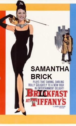 Brickfast At Tiffany's