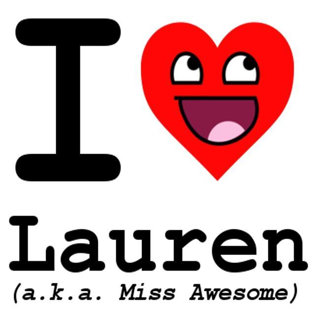 I Heart Lauren
