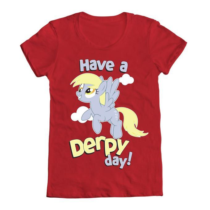 derpy shit