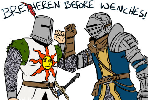 Brethern before Wenches
