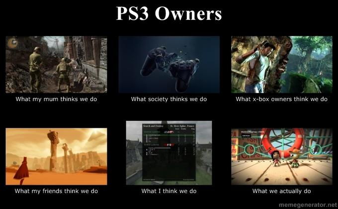 PS3 Owners