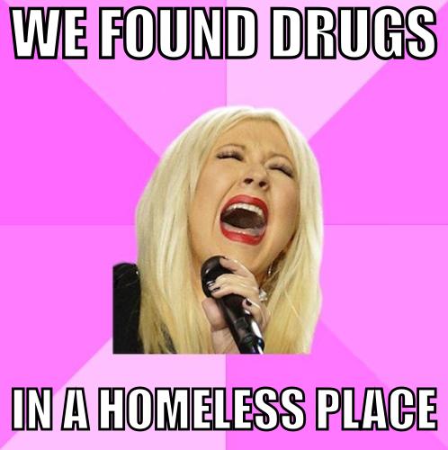 We Found Drugs