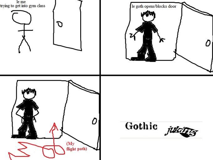 Gothic juking