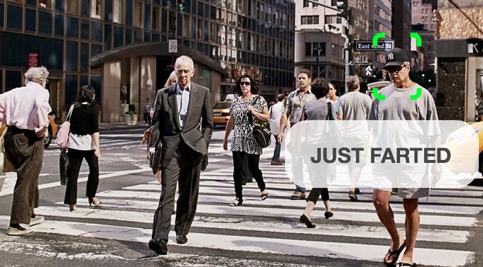 Google Glasses' app: Who