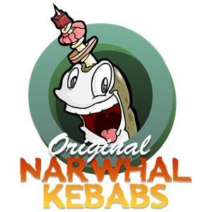 Narwhal Kebabs