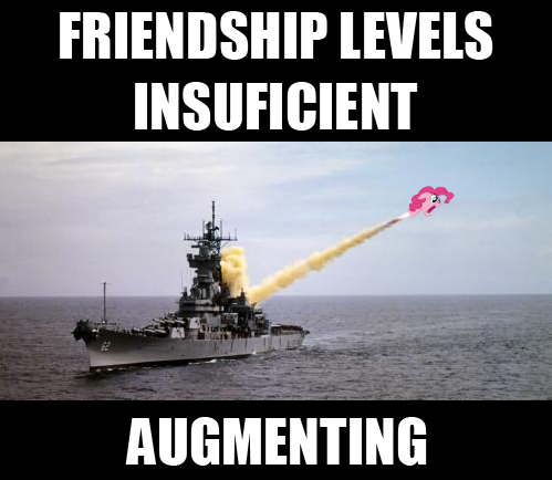 Friendship levels insufficient: Augmenting