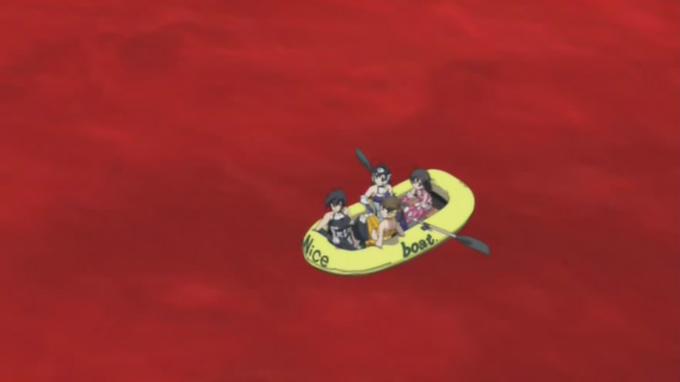 still a boat