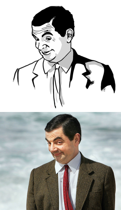 Mr Bean If You Know What I Mean Original | www.pixshark ...