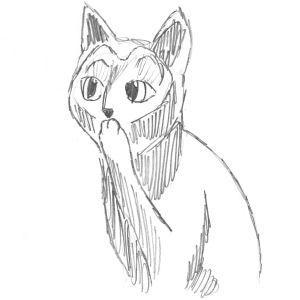 Ooh Cat