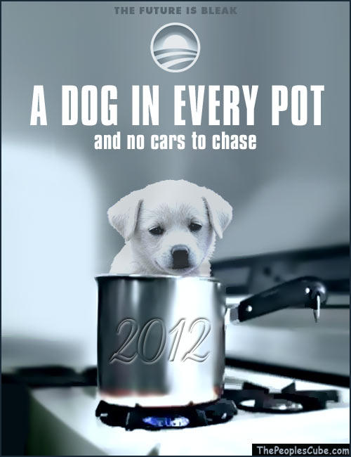 A Dog In Every Pot