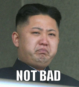 Kim Jong Not Bad | Obama Rage Face / Not Bad | Know Your Meme