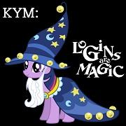 Know Your Meme: Logins are Magic