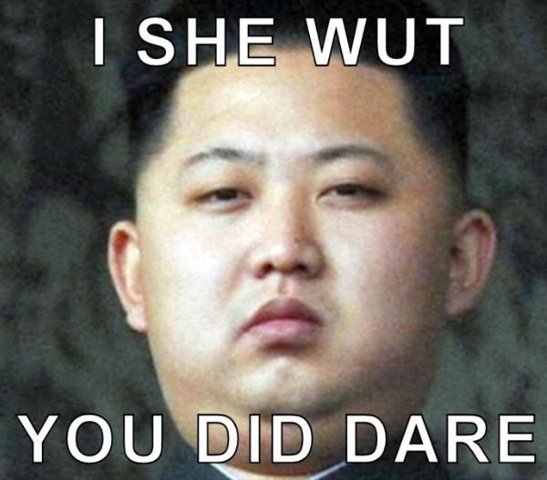 Wut You Did Dare