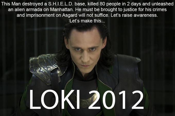 Loki 2012