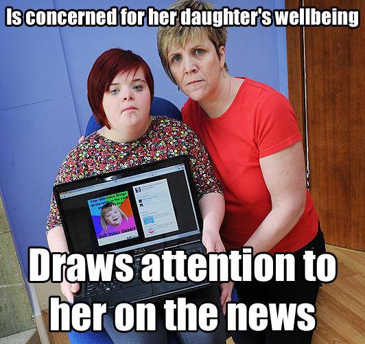Politically Correct Mother 0001
