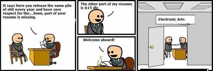 ea job