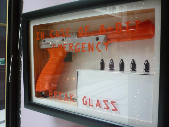 In Case of 8-Bit Emergency...