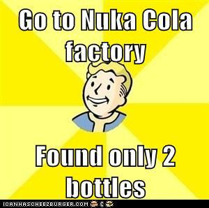 Nuka Cola factory