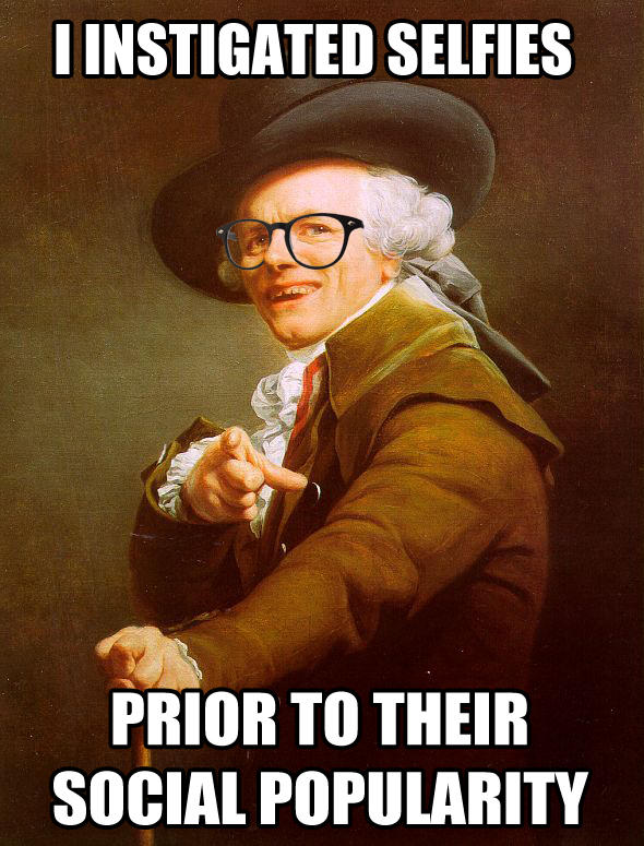Hipster Ducreux