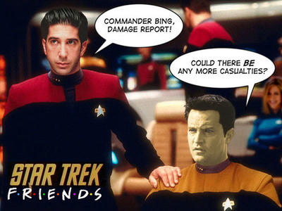 Star Trek Friends