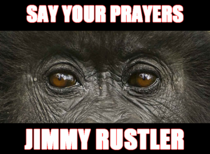 PUNISH THE JIMMY RUSTLER!!!