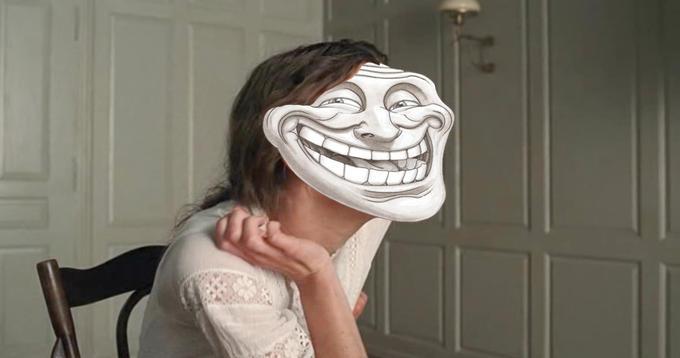 Troll Face Dangerous Method