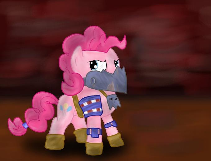 Pinkie Pie da Warboss