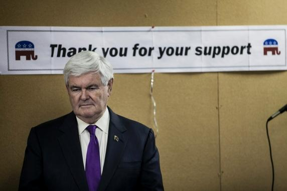 Newt Leaves Race