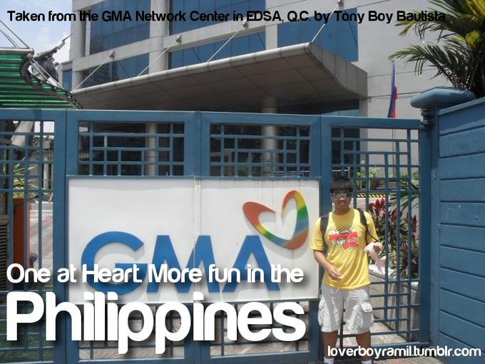 One at Heart. More fun in the Philippines