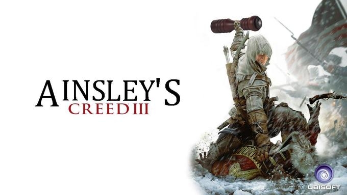Aisnley's Creed 3