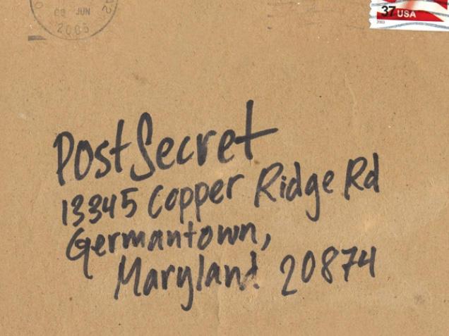 PostSecrets.com