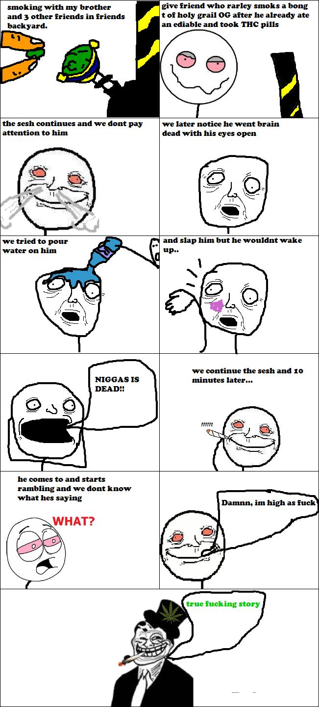 friend goes braindead