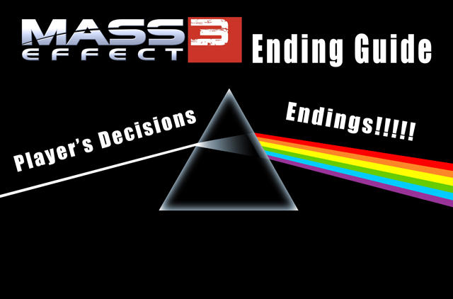 mass effect ending guide