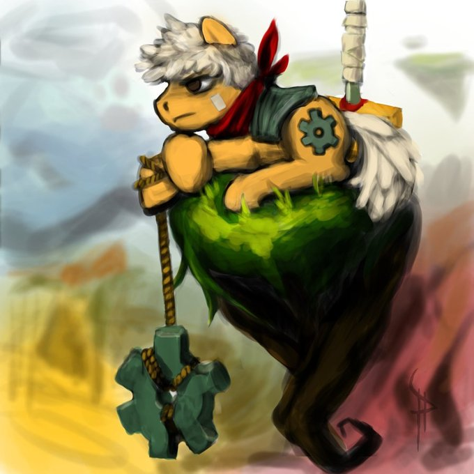 Bastion cover ponified