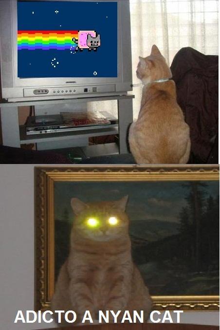 Adicto a Nyan Cat