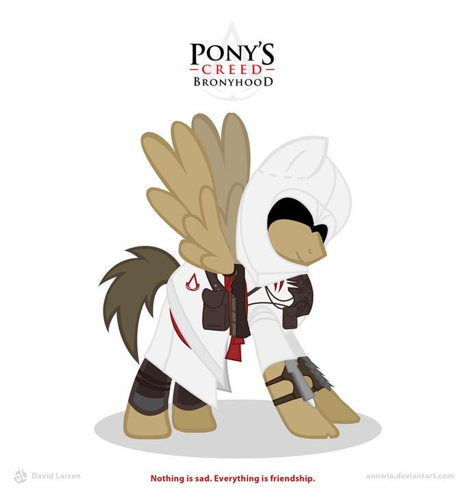 Pony's Creed: Bronyhood