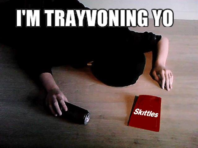 Trayvoning