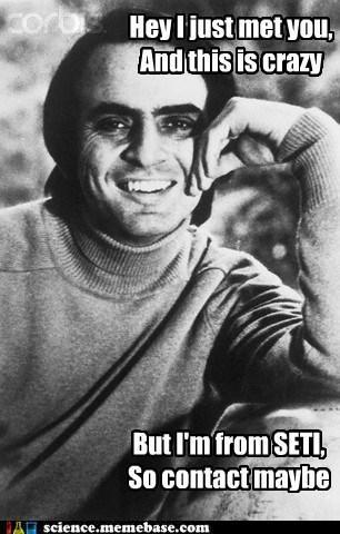 Carl Sagan Contact