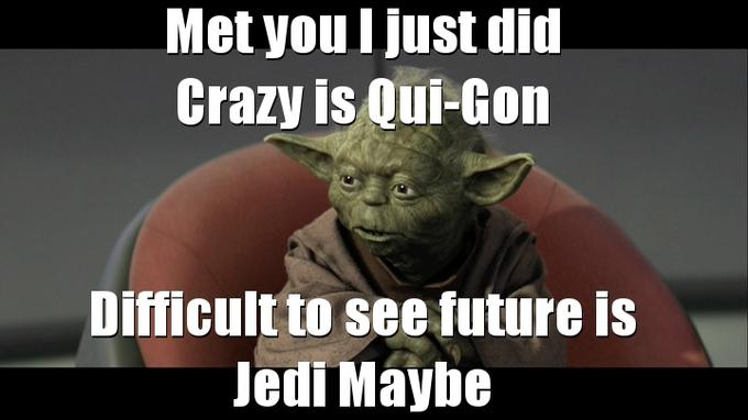 Jedi Maybe