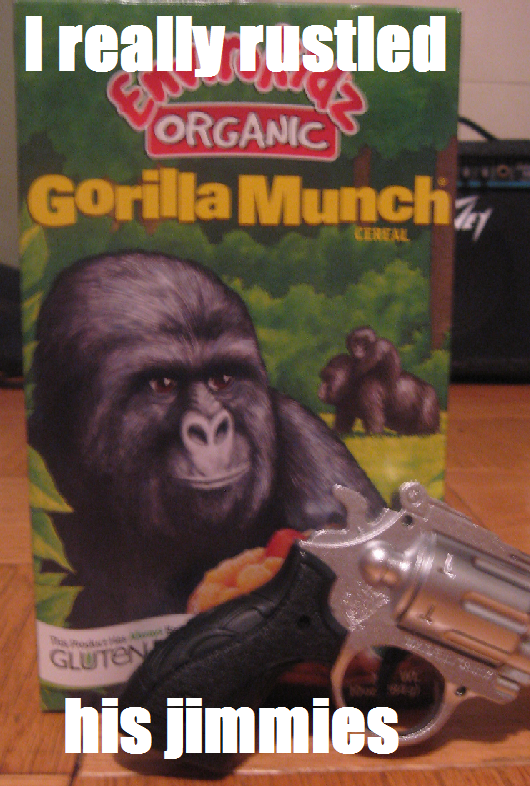 all his jimmies