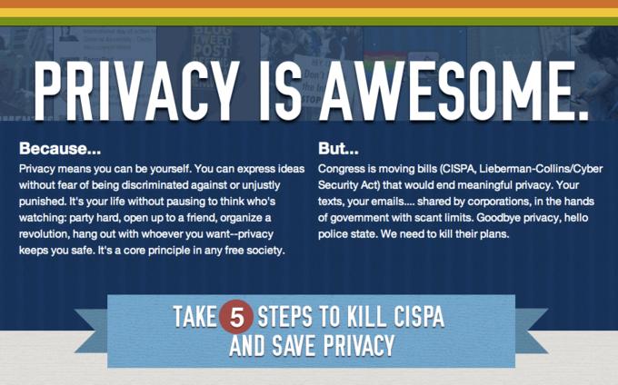 PrivacyIsAwesome.com