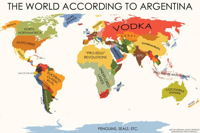 World According To Argentina